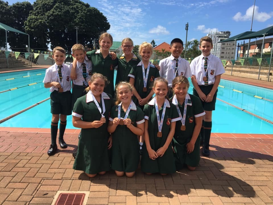 Midmar Mile Swimmers!